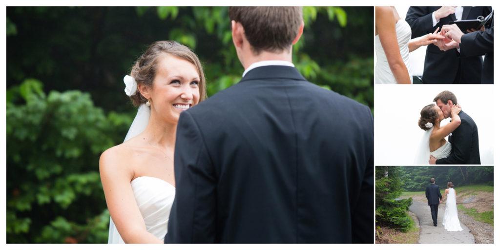 Kristen Lee Photography, Loon Mountain Resort, Loon Mountain, mountian wedding, mountain top ceremony, wedding ceremony, new hampshire photographer, nh photographer, new england wedding photographer
